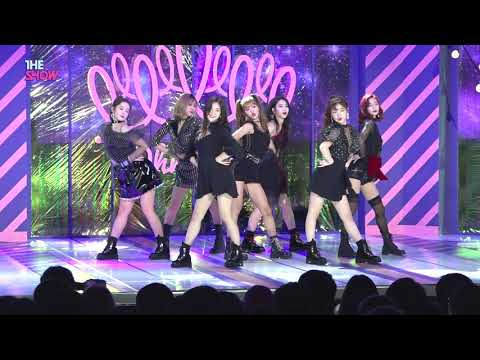 FanCam, OH MY GIRL, Remember Me [THE SHOW 180911] 60P