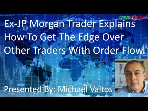 NinjaTrader Webinar Ex JP Morgan Trader Explains How To Get The Edge Over Other Traders With Order F