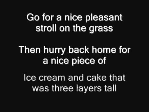 The Old Farmer Lyrics Video