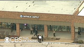 Manhunt for suspect in deadly St. Louis-area Catholic store shooting