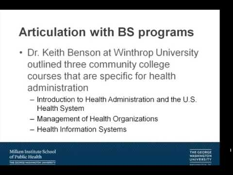 2015 07 21 12 03 Health Administration Education And Community Colleges