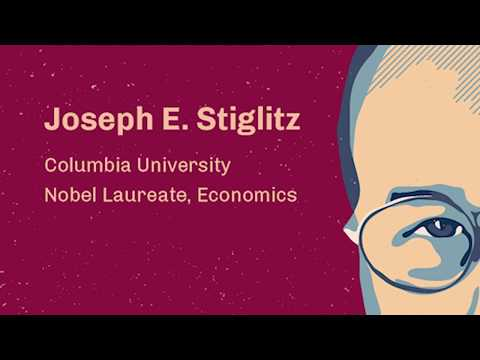 Joseph Stiglitz on Intellectual Property & Societal Welfare