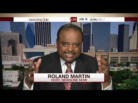 Roland Martin: Americans Must Address Race, Understand There Is Still Racial Hatred