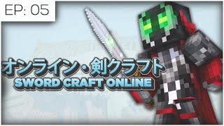 "Sword Art Online - ""FIRST MATCH?!"" (Minecraft Roleplay Adventure) S3 #5"