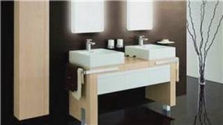 Interior Design: Bathrooms : European Style Contemporary Bathroom Vanities