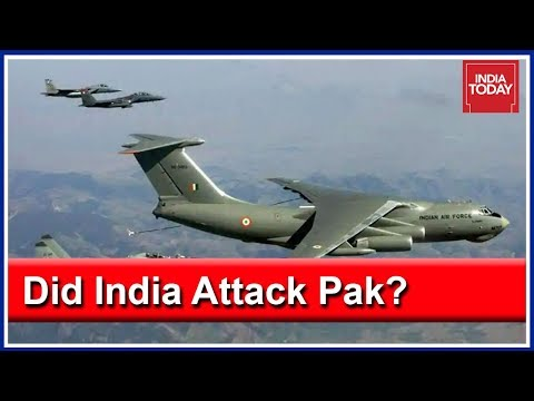 Pak Army Claims India Violated LoC, Dropped Payload In Balakot; India Mum