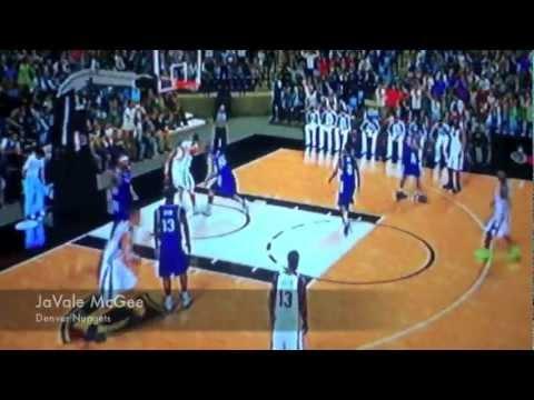 NBA 2k12 Drew League vs. Goodman League, 2011 NBA Lockout.
