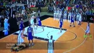 NBA 2k12 Drew League vs. Goodman League, 2011 NBA Lockout.