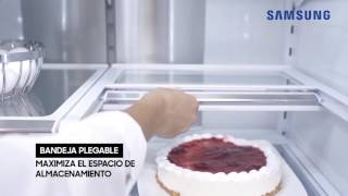 Refrigeradora French Door Food Showcase | Black Edition