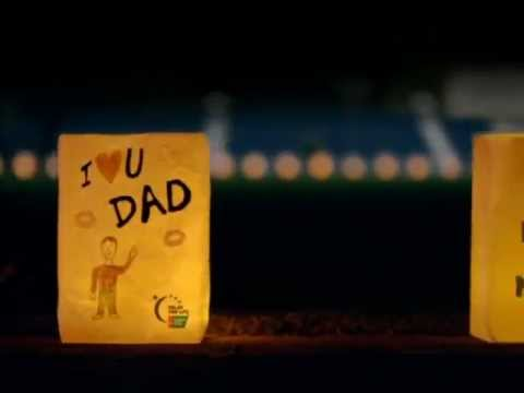 American Cancer Society - Relay For Life Luminaria TV Commercial