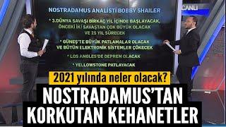 2021 yılında neler olacak? Nostradamus'tan korkutan kehanetler!