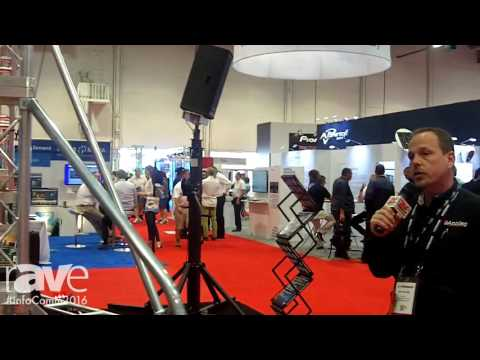 InfoComm 2016: Applied Electronics Exhibits Its Line Array Towers