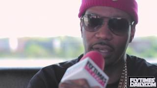 "Juicy J talks Boston Bombing + ""Stay Trippy"" Album + Taylor Gang Compilation 4/25/2013"