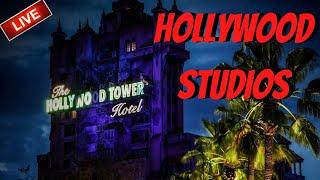 🔴 LIVE:  Friday Night Fun At Hollywood Studios    Walt Disney World Live Stream