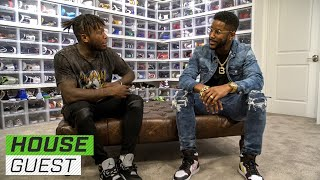 Nate Burleson's Insane Shoe Closet | Houseguest With Nate Robinson | The Players' Tribune