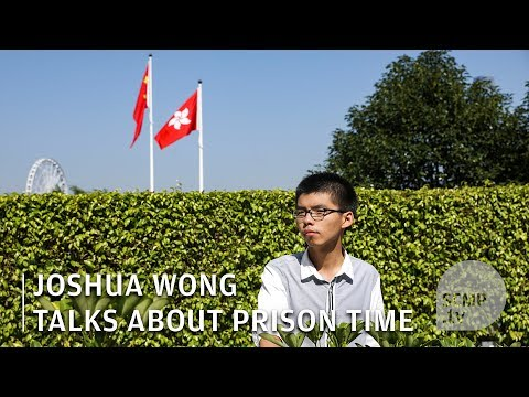 Interview: Hong Kong's Joshua Wong talks about prison, Netflix documentary and more