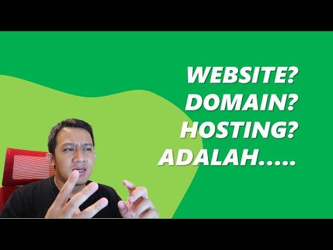 Apa Itu Domain -  Pengertian Domain Untuk Pemula