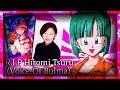 R.I.P Hiromi Tsuru (Voice Of Bulma) - You Will Be Missed.....