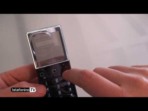 Sony Ericsson X5 pureness videoreview da Telefonino.net