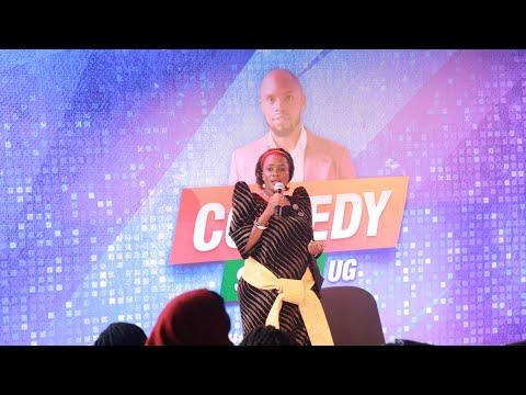 Comedy Store Uganda (Scientific) May 2021 - Ssenga Nantume