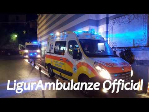 CRI Cicagna in emergency - Code 2