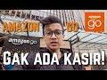 SUPERMARKET CANGGIH MASA DEPAN DI AMERIKA - VLOG INDONESIA #4