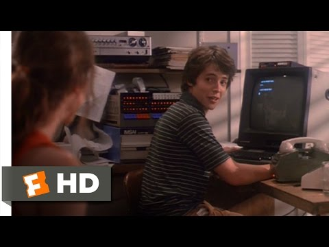 WarGames (3/11) Movie CLIP - Shall We Play a Game? (1983) HD