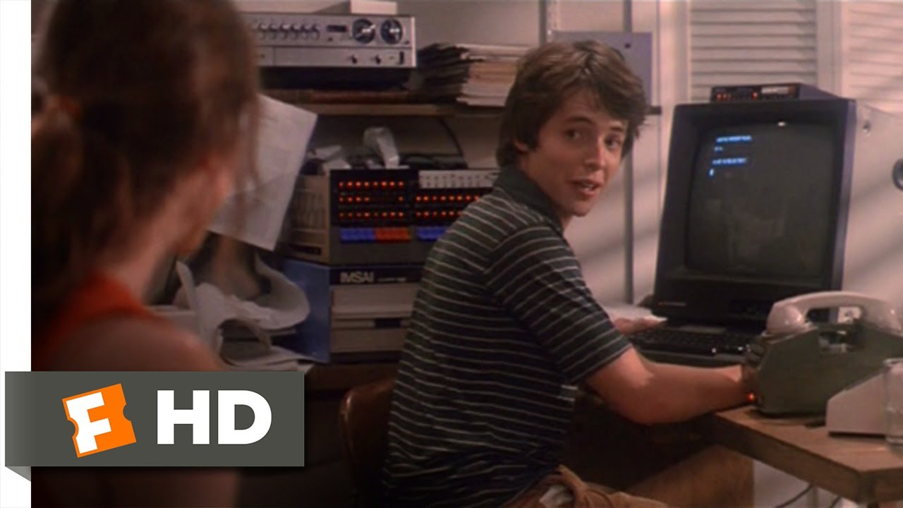 wargames 3 11 movie clip shall we play a game 1983 hd youtube