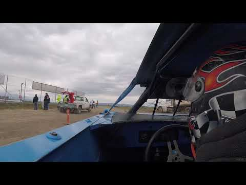 Madras speedway - Hunter Johnson heat race 5/18/19