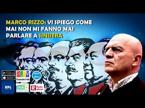 Marco Rizzo: Vi spiego come mai non mi fanno mai parlare a sinistra