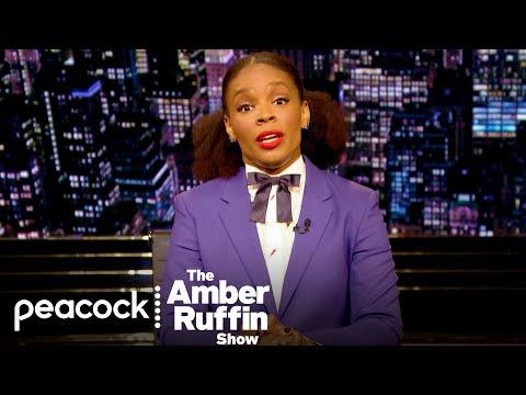 Kamala Harris' Name Isn't That Hard to Pronounce: Week In Review | The Amber Ruffin Show