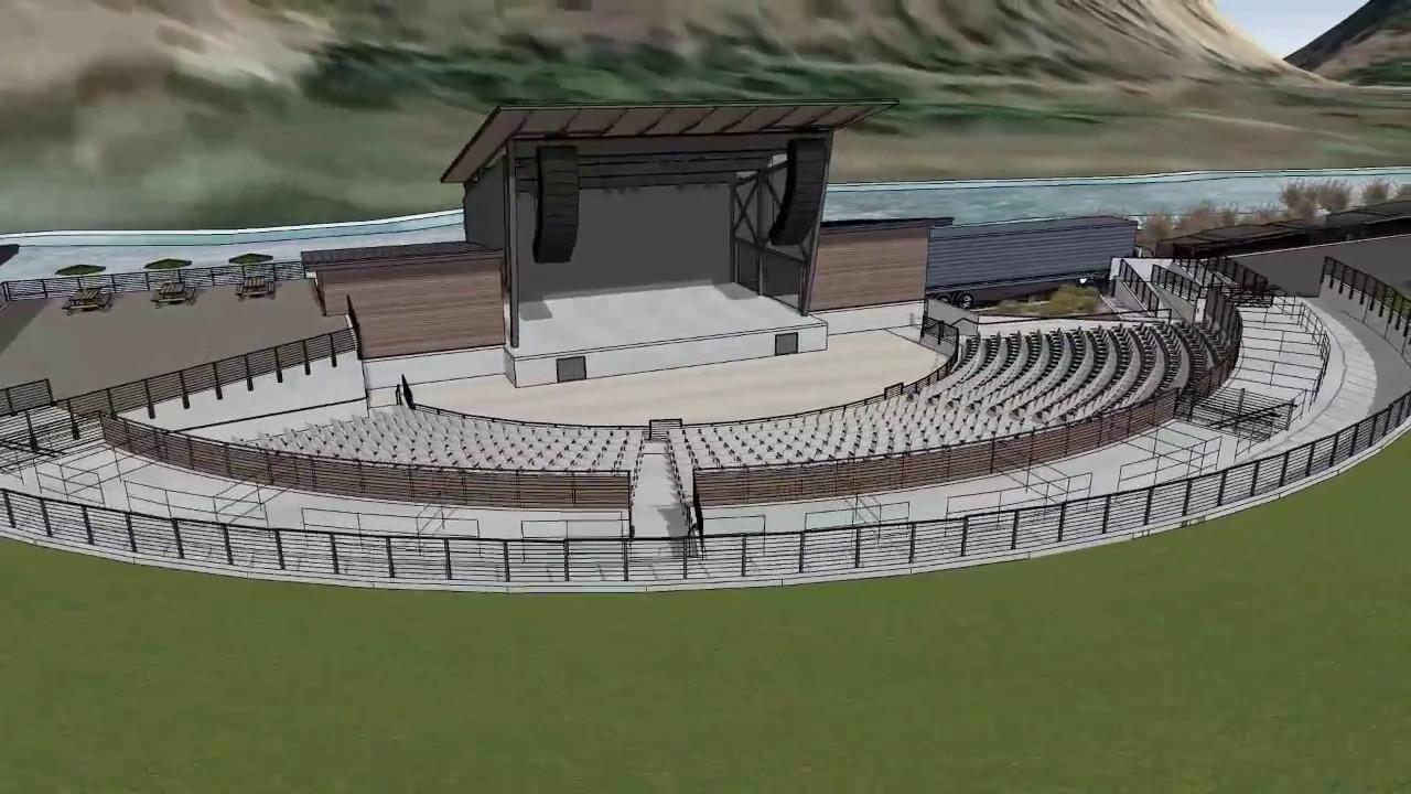 Take A Look At The New Kettlehouse Amphitheater Logjam