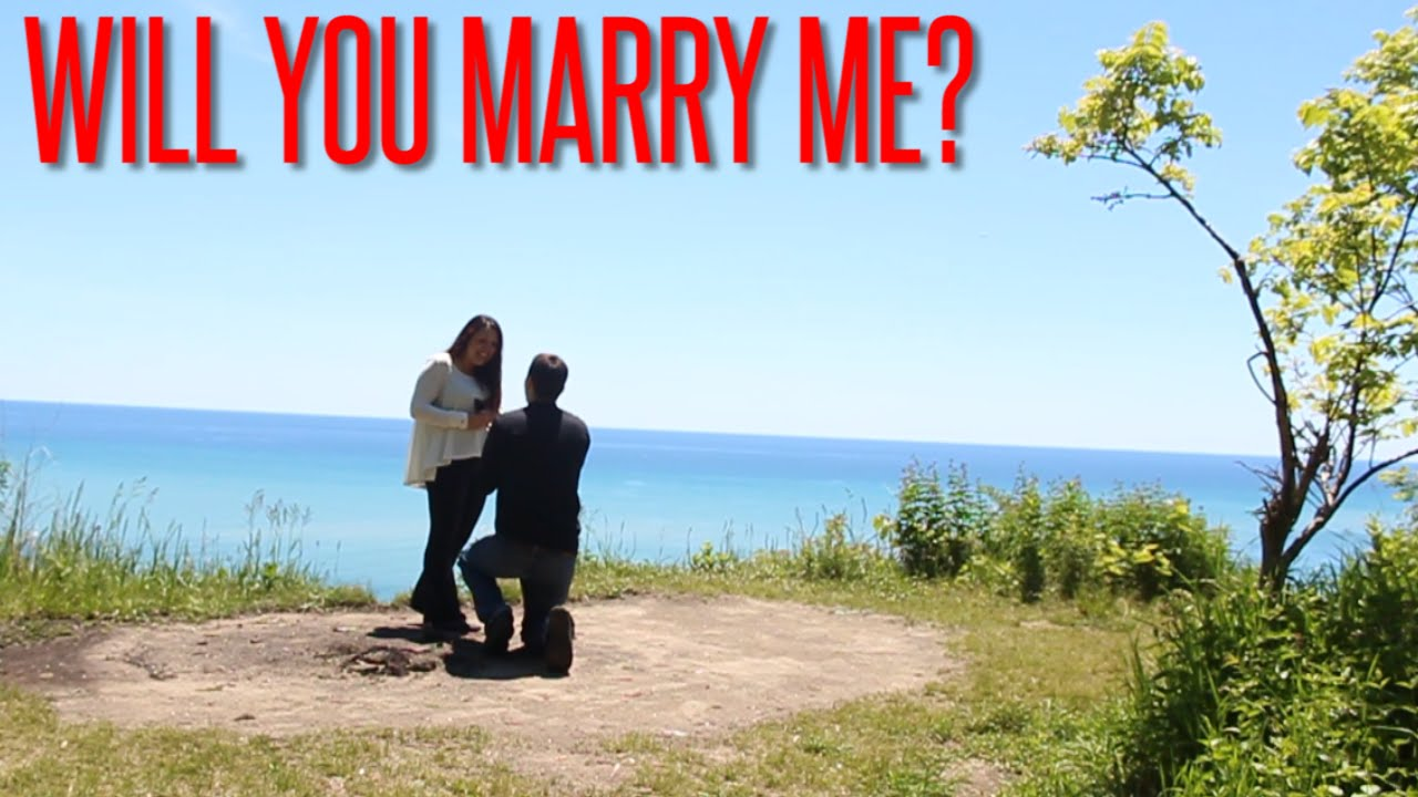 Marriage proposals youtube
