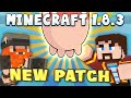 Minecraft 1.8.3 Features Review - A Whole New Game!