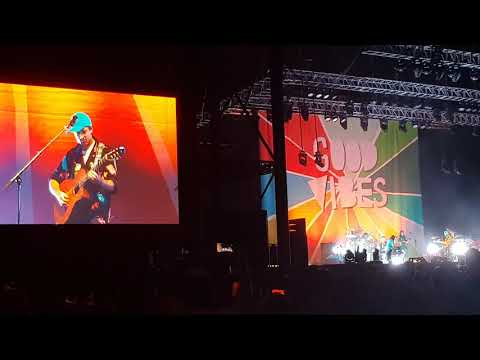 I'M YOURS (CROWD GOES WILD!) - Jason Mraz LIVE In Singapore 2018 HD