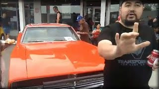 "WATCH: WOMAN HAS HUMILIATING BREAKDOWN AFTER TAKING 1 GLANCE AT THE ""DUKES OF HAZZARD"" CAR"