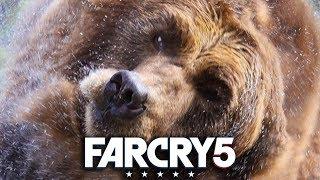Far Cry 5 Gameplay Walkthrough Part 4 - CHEESEBURGER - FULL GAME PS4 PRO!