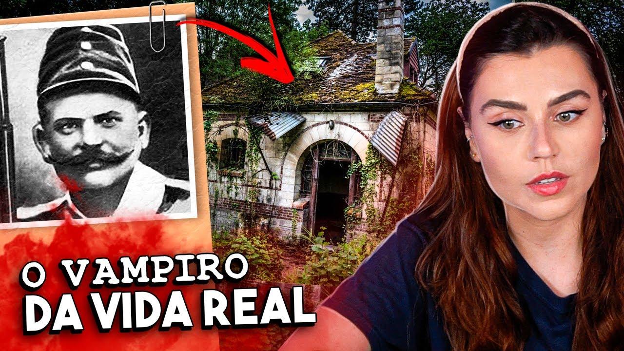 Download ELE SUGAVA TODO O SANGUE DAS VÍTIMAS   vampiro da vida real