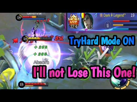 Leomord on TryHard - I'll not lose this Star 🌟 ! Mobile Legends: Bang Bang thumbnail