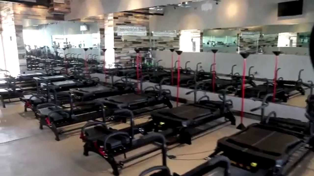 Lagree Fitness in The Haute Room - YouTube