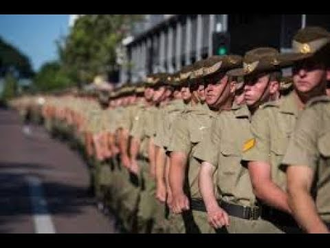 Request-Every Australian Should Join the Australian Defence Force