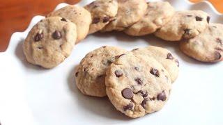 Chocolate Chip Cookies | 5 ingredients