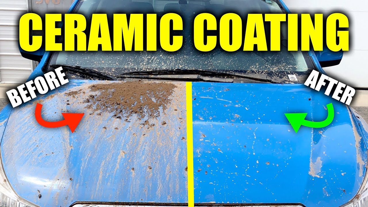 Everything You Need To Know About Ceramic Coatings - YouTube