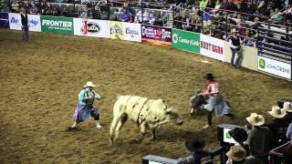 National Western Colorado vs. The World Rodeo 2015