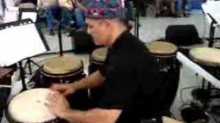 """Freddie Santiago with """"Africa en las Americas"""""""