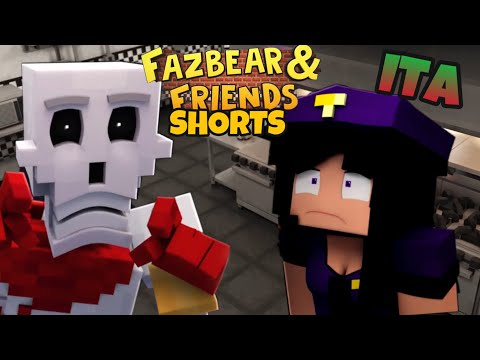 [ITA] Papyrus kills Purple Girl! - FazBear & Friends Shorts #18 (by 3A Display)