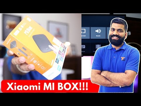 Xiaomi Mi Box Unboxing - Normal TV to Android TV!!!