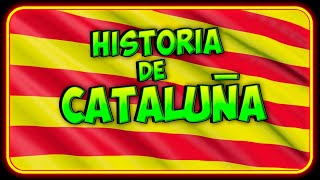 HISTORIA de CATALUÑA  -  Resumen comedia 🌍
