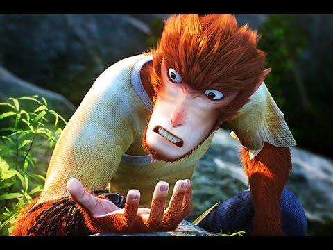 Мультфильм король обезьян 2016