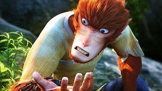Король обезьян — Русский трейлер (2016)